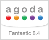 Rated 8.3 on Agoda