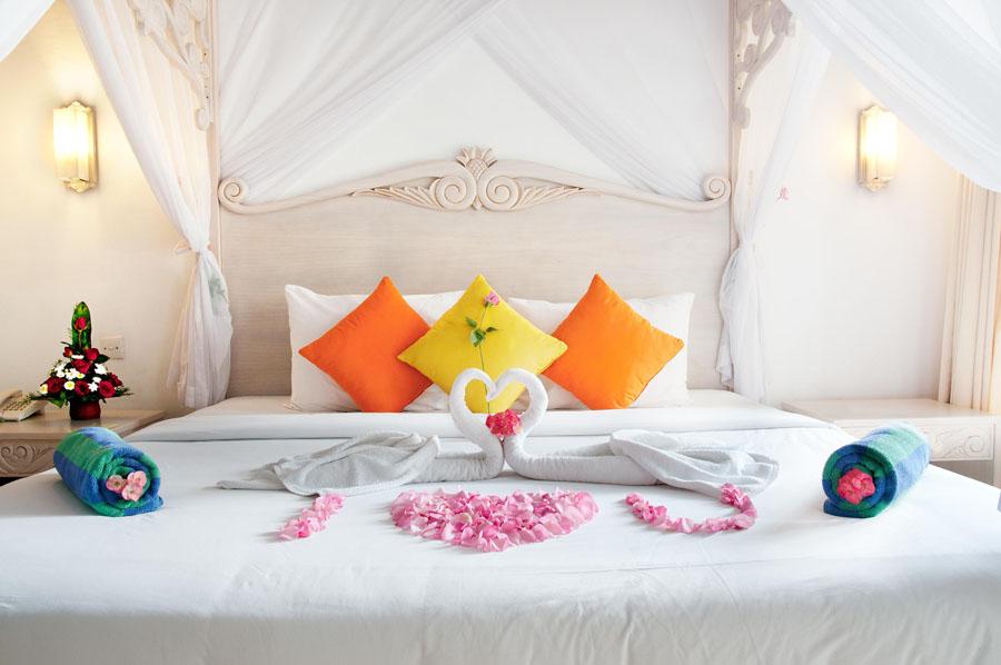 Dedari Villa Type A - Bedroom