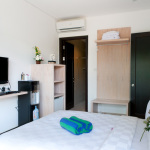 Superior Room - Bedroom (Queen Size Double Bed)
