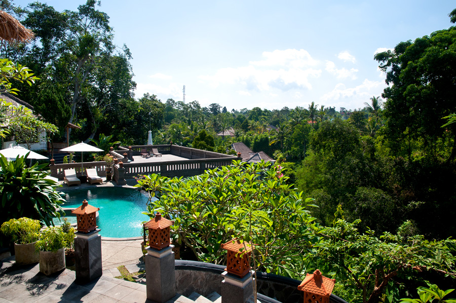 View from Villa 10