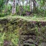 Ancient river valley relics